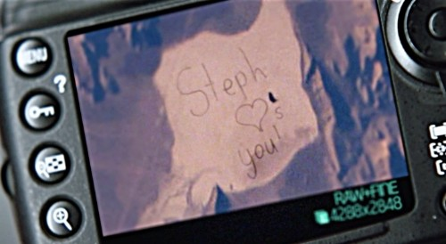 Girl's Heartfelt Message to Her Astronaut Dad Can Be Seen from Space