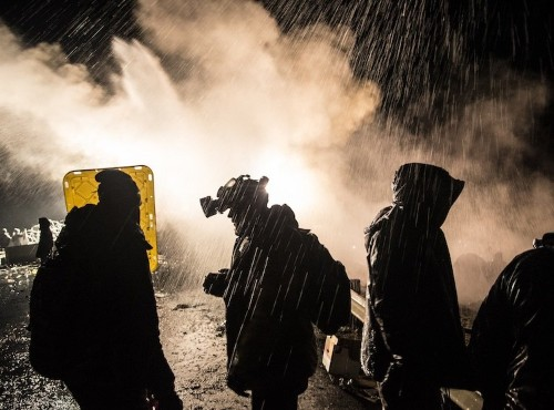 Interview: Photographer Spends Months on the Front Lines at Standing Rock