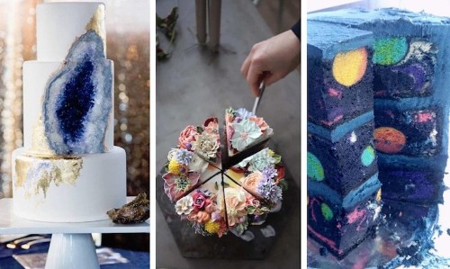 Nature-Inspired Cakes Capture the Beauty of the Earth and Outer Space