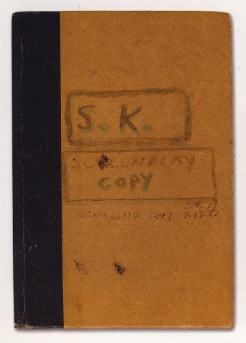 Look Inside Stanley Kubrick's Copy of 'The Shining' Filled With His Personal Notes