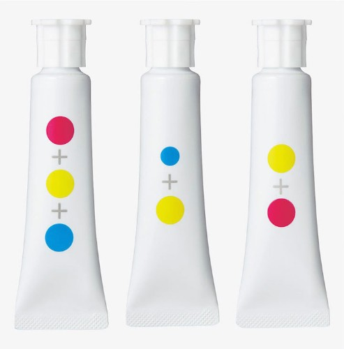 Japanese Designers Create Nameless Paints to Revolutionize How Children Learn about Colors