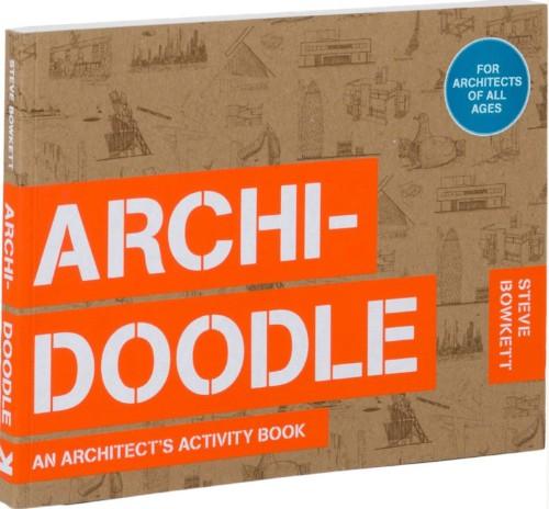 Un libro de actividades para todos los amantes de la arquitectura