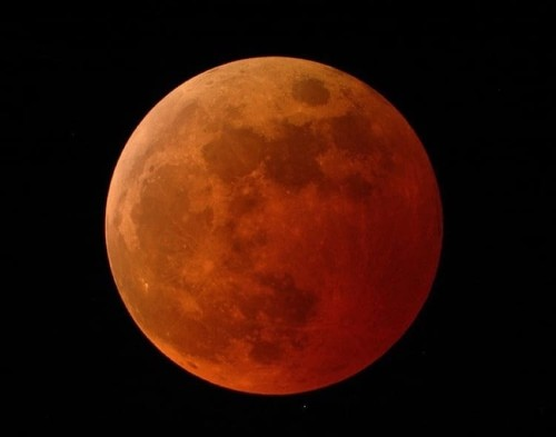 Rare Super Blood Moon Will Soon Be Visible Across North and South America
