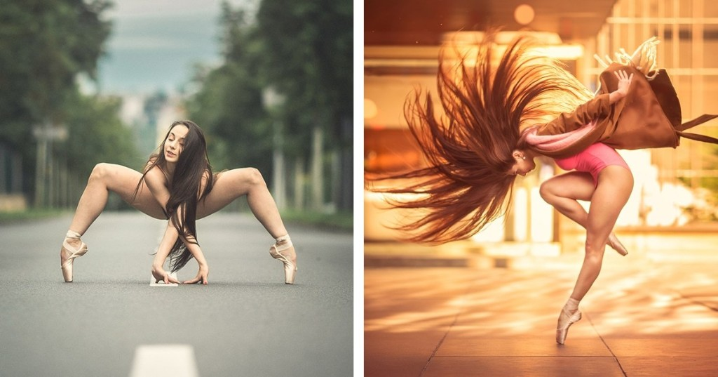 Dynamic Dancers Take to the City Streets Highlighting How the Whole World Is a Stage