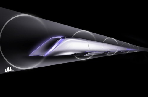 Hyperloop Carries Passengers at Near Speed of Sound
