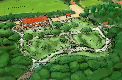 Hayao Miyazaki Is Creating a Magical Nature Park Inspired By His Cherished Films