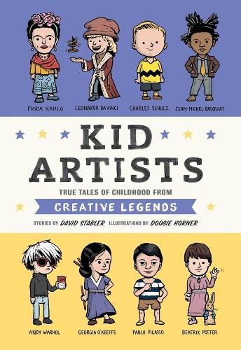 10 Inspiring Children's Books for Budding Little Artists