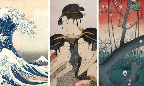 The Unique History and Exquisite Aesthetic of Japan's Woodblock Prints
