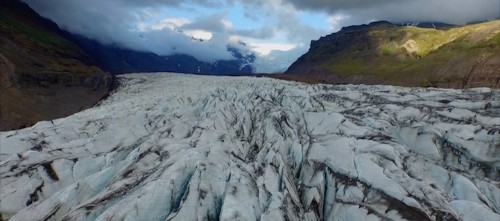 Drone Footage Captures Breathtaking Aerial Tour of Iceland's Dramatic Landscape