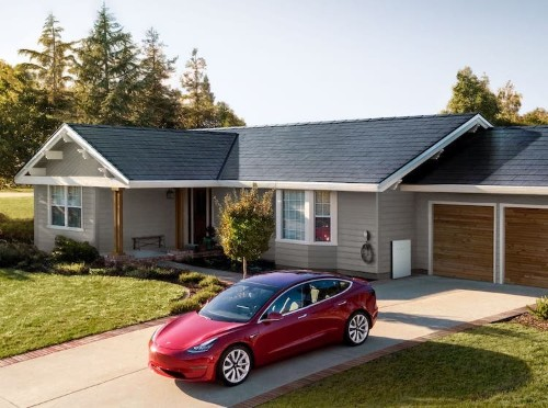 Tesla Announces Revamped Version of Solar Roof to Bring Down Costs