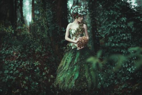 Behind the Lens: Kindra Nikole Creates Gorgeous Dreamlike Worlds
