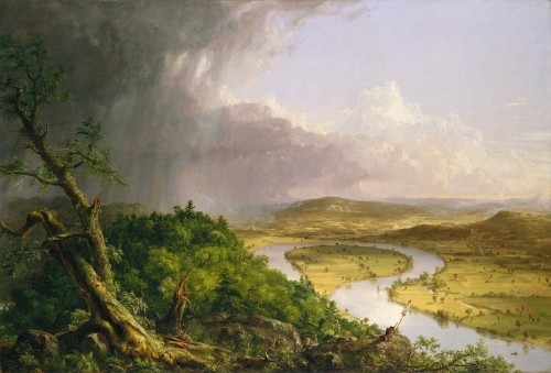 How the Hudson River School Became America's First Art Movement