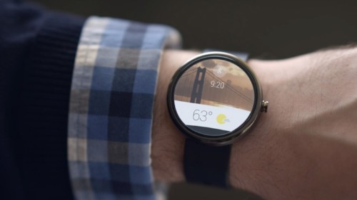 "Google's ""Android Wear"" Changes The Face of Wrist Watches"