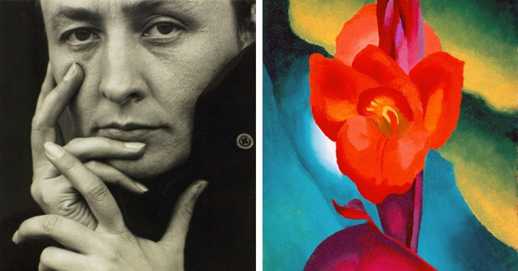 1,100+ Works of Art by Georgia O'Keeffe Is Now Free to View Online