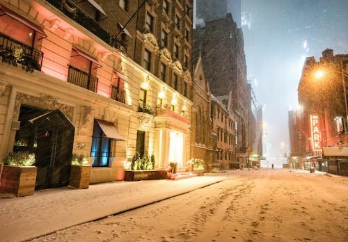 Photographer Captures an Eerily Empty New York City