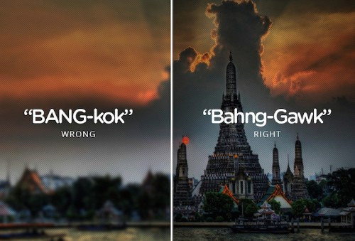 Surprising List Highlights Places You Might've Mispronounced