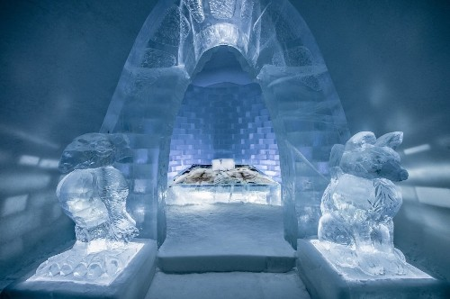 Preview the Spectacular Designs for Icehotel Sweden's 30th Anniversary
