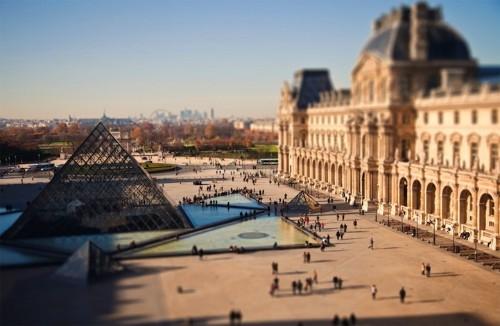 Shrinking Global Cities Through Tilt-Shift Photography