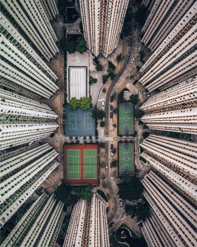 Amazing Winners of 'Drone Awards 2018' Reveal the Best Aerial Photos of the Year
