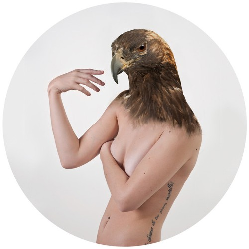 Surreal Half-Animal, Half-Human Portraits