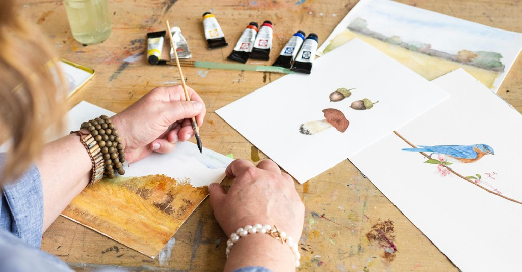 15+ Creative Online Classes to Spark Your Imagination This Week