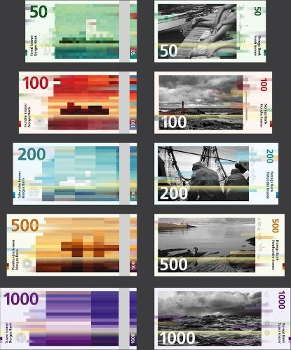 Norway's Central Bank Announces New Sea-Themed Banknote Designs
