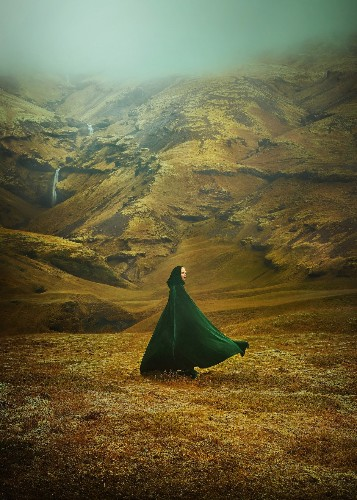 Traveling Couple Crafts Fairytale-Like Photos to Showcasing the Beauty of the Real World