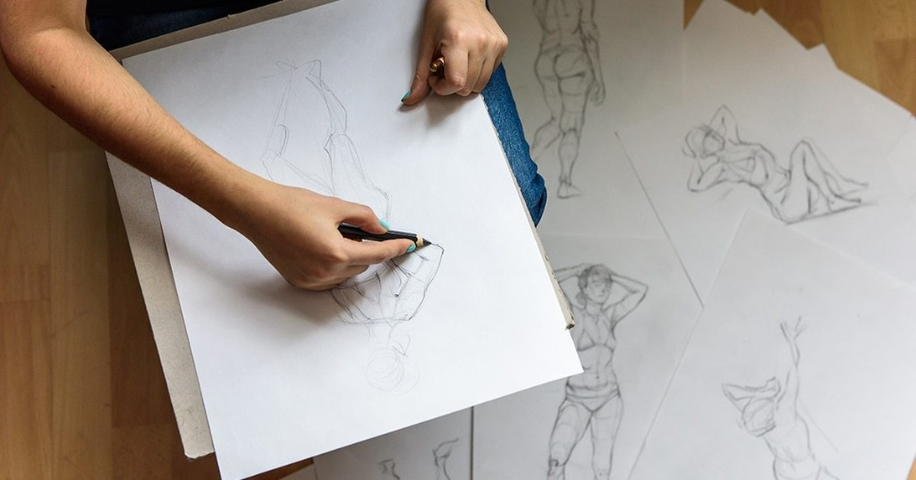 5 Top-Rated Drawing Books That Will Teach You How to Sketch the Human Figure
