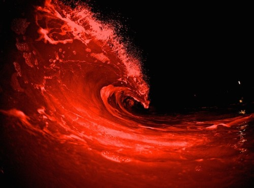 Spectacular Waves Captured by Fearless Photographer Kenji Croman