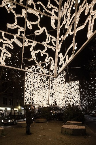Berlin's Dazzling Christmas Light Installations
