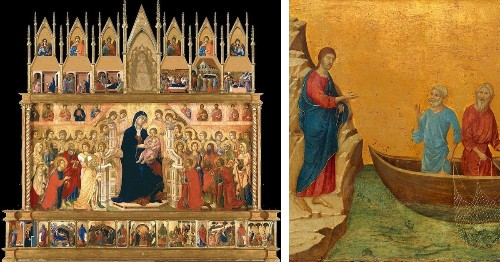 A Look at the Shimmering Art of Duccio, a Master of Medieval Panel Painting