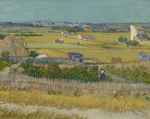 Major Exhibition Explores Van Gogh's Influence on David Hockney for the First Time