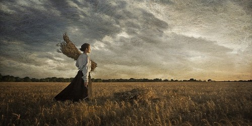 Thought-Provoking Photos Tell Deep Stories Inspired by Andrew Wyeth Paintings