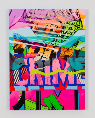 Colorfully Bold Graffiti Art Inspired By the World Around Us