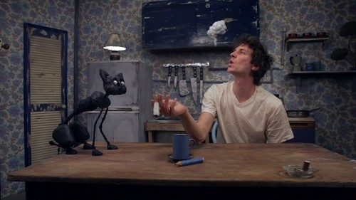 Stop-Motion Humorously Shows Repetition of Everyday Life