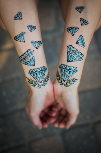 Vibrant Temporary Tattoos Designed by Famous Artists Who Ink Permanent Body Art