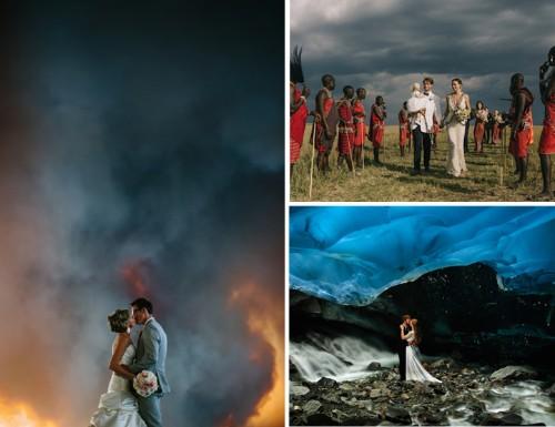 8 Most Breathtaking Weddings Held Around the World