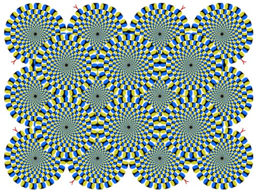 Mind-blowingly Mesmerizing Optical Illusions by Akiyoshi Kitaoka