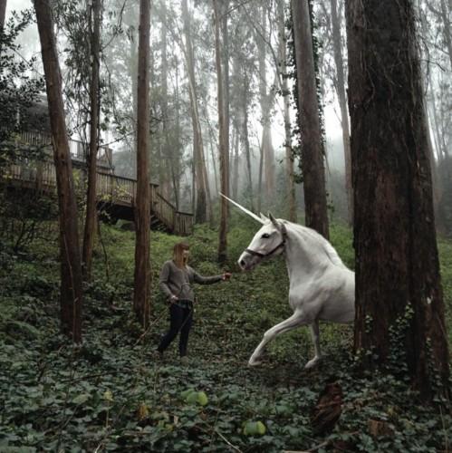Imaginative Photo Manipulations Explore Faraway Worlds of Fantasy