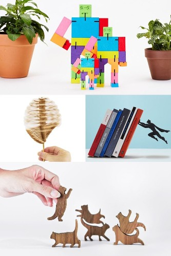 16 Playful Desk Accessories to Bring Creative Fun to Your Office