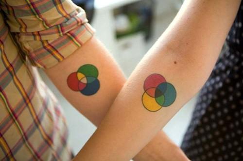 35+ Creativos tatuajes para parejas que celebran el amor eterno