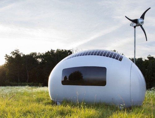 Solar-Powered Pod That Allows You to Live Anywhere is Now For Sale