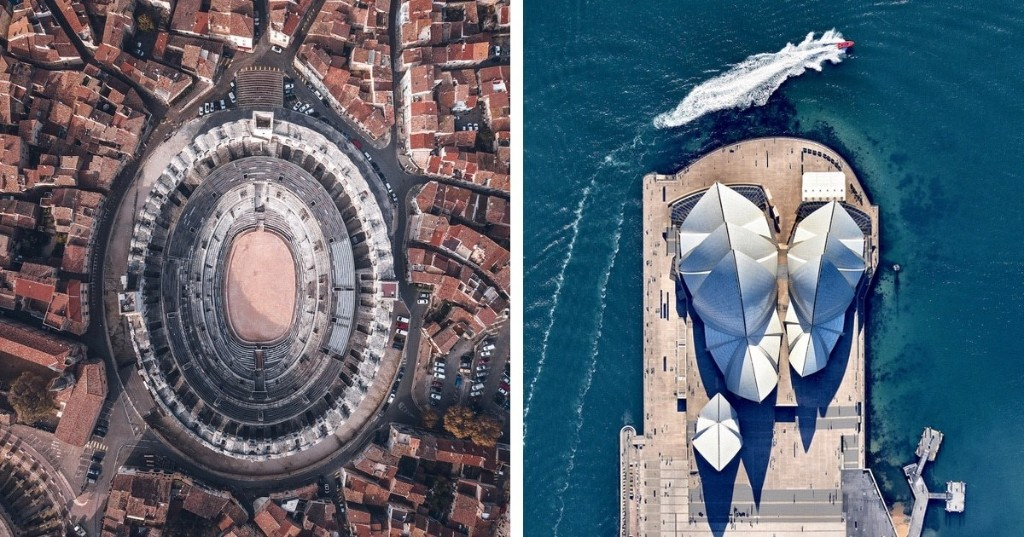 Get a Bird's-Eye View of UNESCO World Heritage Sites Across the Globe