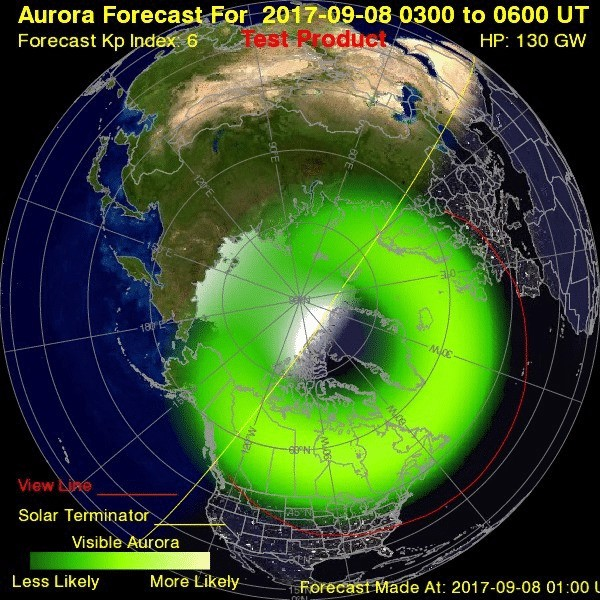 Colorful Northern Lights Will Have Increased Visibility in the Coming Days