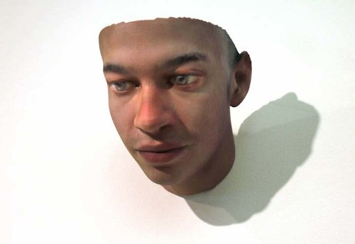 Artist Creates Lifelike Human Masks Based on DNA Found in Discarded Gum and Cigarettes