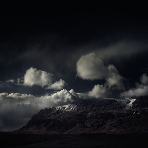 Dramatic Landscapes of Iceland through an Infrared Lens