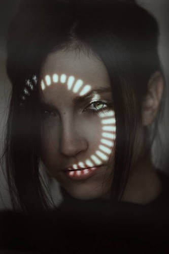 Dramatic Portraits of Ethereal Women Captured with Natural Light