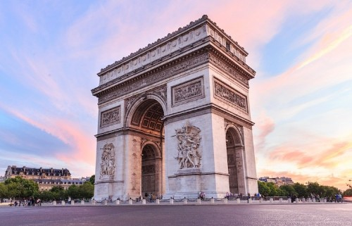 5 Rock-Solid Facts About Paris' Amazing Arc de Triomphe