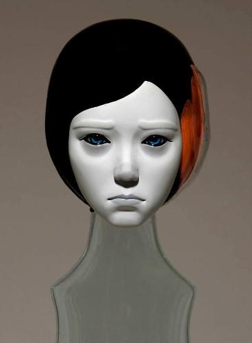 Transparent Sculptures Explore the Depth of Human Emotion