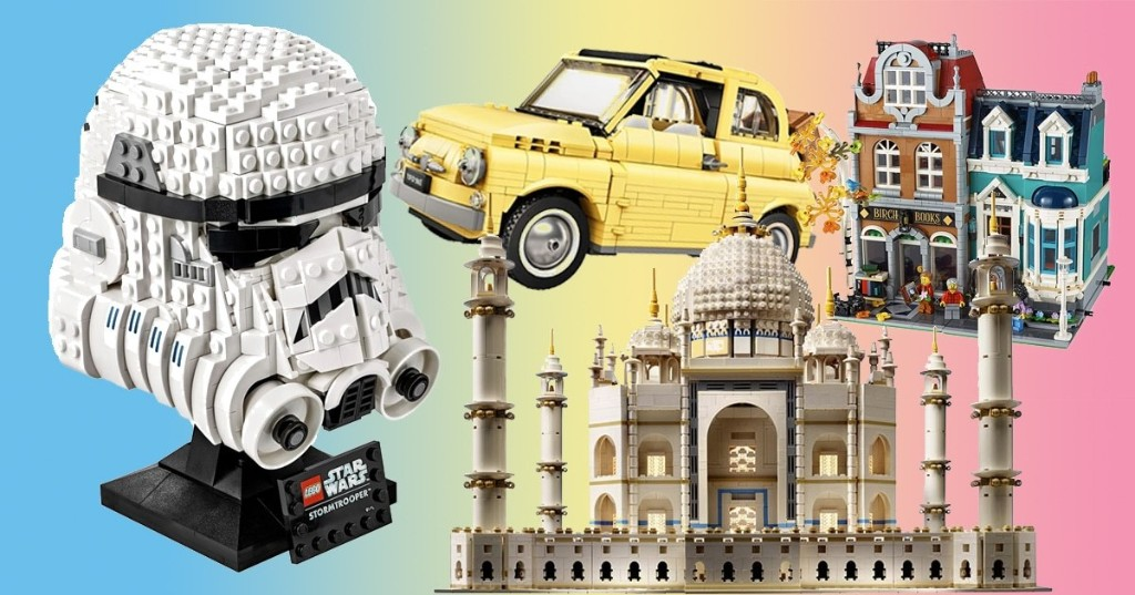 14 of the Coolest Lego Sets for Kids and Adults to Enjoy